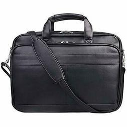 Polare Leather Men's Briefcase/laptop/messenger Bag/satchel