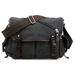 men messenger bag school shoulder