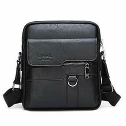 JEEP BULUO Men Messenger Shoulder Bags Daypack Business Casu