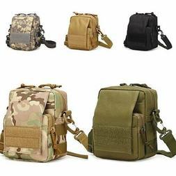 men oxford military shoulder bag crossbody messenger