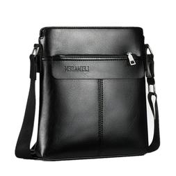 Men's Leather Satchel Business Shoulder Bag Briefcase Messen
