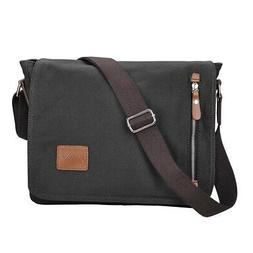 Men's Vintage Canvas Messenger Bag Crossbody Shoulder Bags S