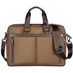 Banuce Waterproof Nylon Laptop Messenger Bag for Men 15.6 in