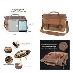 361ab6bfa2c1 Tocode Mens Messenger Bag 14 Inch