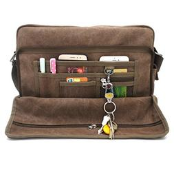 Crossbody Messenger Bag Men Men's Multifunctional Business L