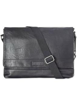 Kenneth Cole Reaction Men's Pebbled Messenger Bag!! New!!!