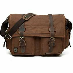 Messenger & Shoulder Bags Berchirly Men Outdoor Travel Canva