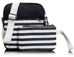 Leaper Messenger Bag Crossbody Bags for Women Purse Travel S