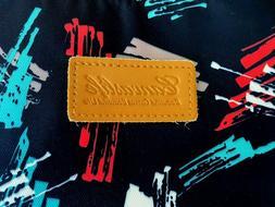 Canvaslife messenger bag laptop waterproof padded zip blue g