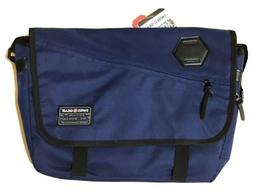 Swiss Gear Messenger Bag Navy Nwt Padded Laptop 5320, NEW,