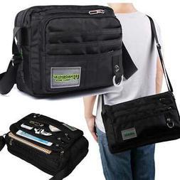 Messenger Bag School Shoulder Bag Crossbody Satchel Waterpro