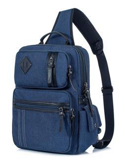 Leaper Messenger Bag Sling Bag Outdoor Cross Body Bag Should
