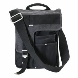 Ducti Messenger Bags - Durable, Stylish Bags for Life Black