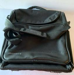 Samsonite Messenger Briefcase Laptop Shoulder Bag Black Nylo