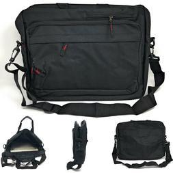 Messenger Shoulder Bags Briefcase w/ Organizer Laptop Comput