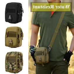 Mini Waist Messenger Bag Men Cycling Equipment Small Militar
