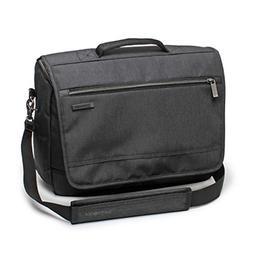 Samsonite Modern Utility Messenger Bag Laptop, Charcoal Heat