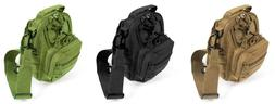 molle discreet sling pack chest backpack messenger