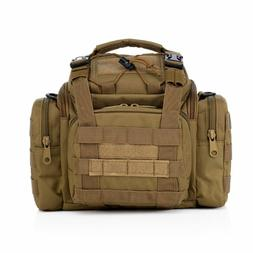 Multi-functional Tactical Bag 600D Oxford Cloth Military Han