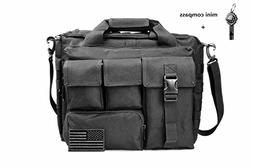 4 BROS Multifunction Mens Outdoor Shoulder Laptop Messenger
