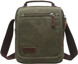 High Quality Mygreen Small Canvas Cross-body Shoulder Bag Me