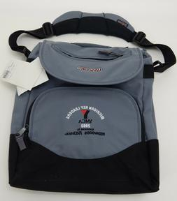 New Jansport Network Messenger Bag Titanium