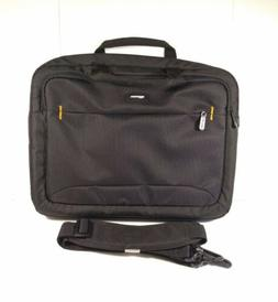 """New AmazonBasics 15.6"""" Laptop and Tablet Bag Case With  Shou"""