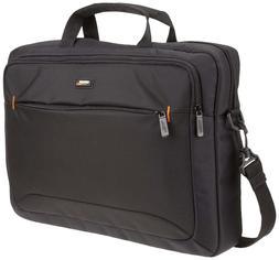 New AmazonBasics Laptop Bag Shoulder Messenger Carry Case FR