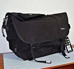 NEW TIMBUK2 CLASSIC MESSENGER BAG CARRYING CASE - BLACK