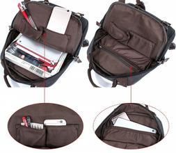NEW Leaper Cross Body Messenger Bag Shoulder Backpack Travel