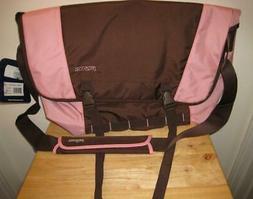 NEW JANSPORT Messenger Bag Laptop Notebook Sleeve NWT Pink S