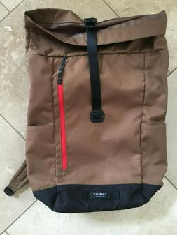NEW! Timbuk2 Spire Backpack Messenger Bag Laptop Sleeve Tan