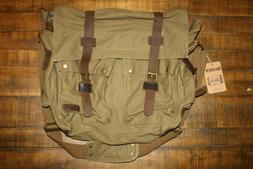 NEW VINTAGE BERCHIRLY ARMY MESSANGER BAG