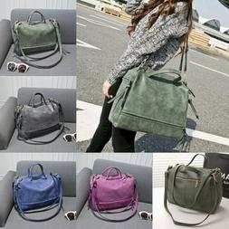 New Women Large Handbag Messenger Hobo Satchel Shoulder Cros