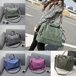 New Women Large Handbag Messenger Hobo Satchel Shoulder Cros