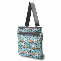 J World New York Blossom Cush Tablet Crossbody Messenger Bag