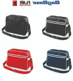 Bagbase Original Retro Messenger, 4-Colour Despatch Courier