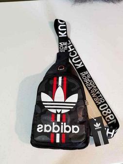 Adidas Originals Unisex Sling Bag Messenger Crossbody Backpa