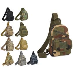 Oxford Cloth Outdoor Sports Bag Shoulder Tactical Military U