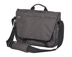 "STM Radial Messenger Bag for 15"" Laptop & Tablet - Steel"