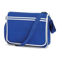 BagBase Retro Messenger Bag