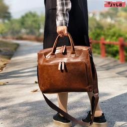 BJYL Retro Women briefcase female computer <font><b>bag</b><
