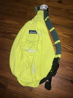 Kavu ROPE BAG Sling Backpack Canvas Messenger Bag LUMINOUS N