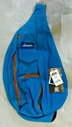 Kavu ROPE BAG Sling Backpack Canvas Messenger Bag NORTH SEA