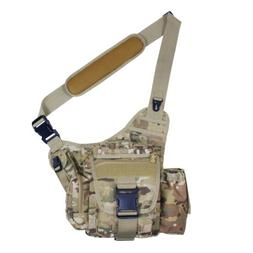 Rothco 2538 MultiCam Military Advanced Tactical Shoulder / H