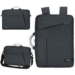 S-ZONE Men Briefcase Messenger Bag Shoulder Carry Backpack C