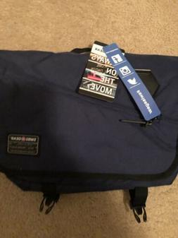 Swiss Gear SA5320 Messenger Bag, Heather Gray