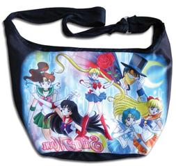 Sailor Moon Hobo Bag - Sailor Senshi Line-Up