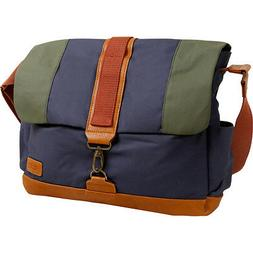 J World New York Sam Canvas Messenger Bag 2 Colors