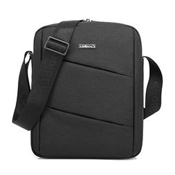CoolBELL 10.6 Inch Shoulder Bag Carrying Day Bag with Adjust